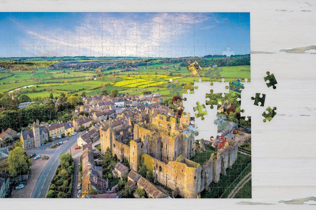 Great British Jigsaws